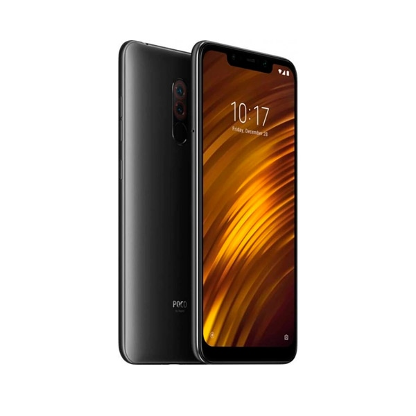 Xiaomi POCOPHONE F1 6GB 64GB negro - Smartphone