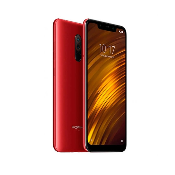 Xiaomi POCOPHONE F1 6GB 64GB rojo - Smartphone