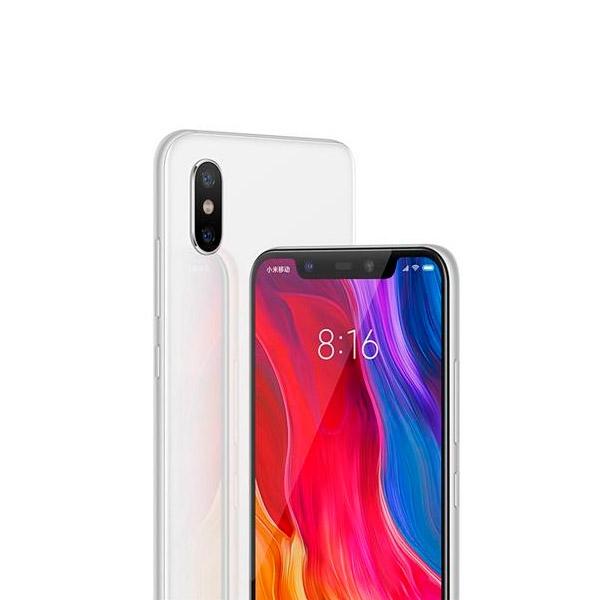 "XIAOMI MI 8 6.21"" 6GB 128GB Blanco - Smartphone"