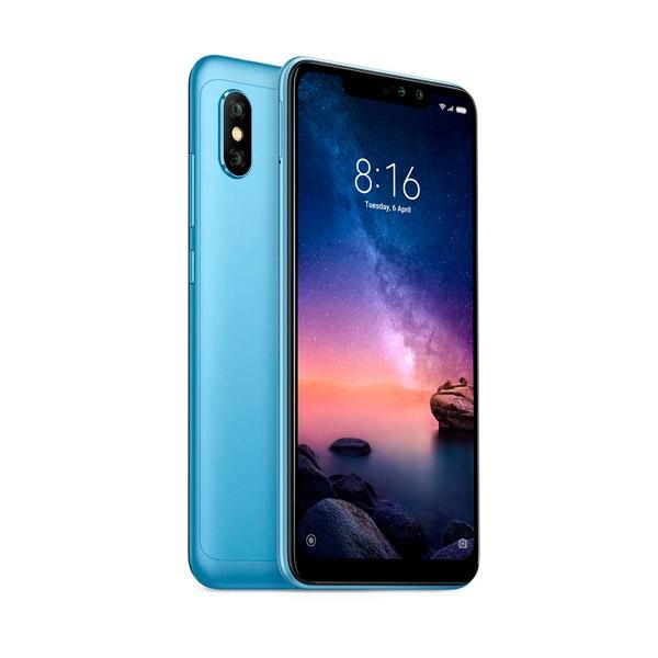 Xiaomi REDMI Note 6 Pro 3GB 32GB Azul - Smartphone