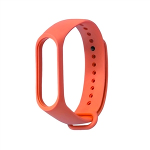 Xiaomi Mi Band 3 silicona naranja - Correa