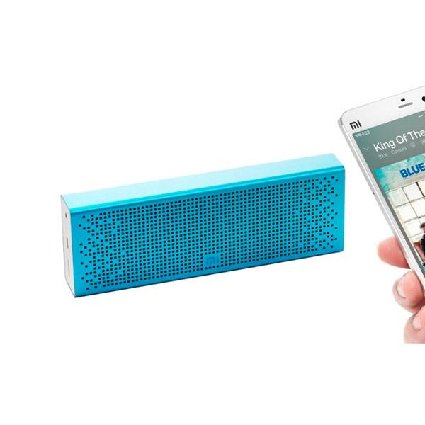 Xiaomi MI  1.0 Bluetooth Azul - Altavoz