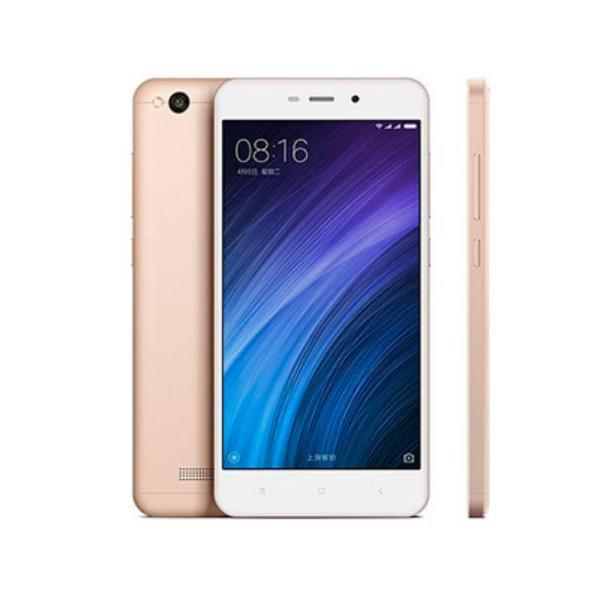 Xiaomi Redmi 4A 5″ QC 2GB 16GB 4G Dorado – Smartphone
