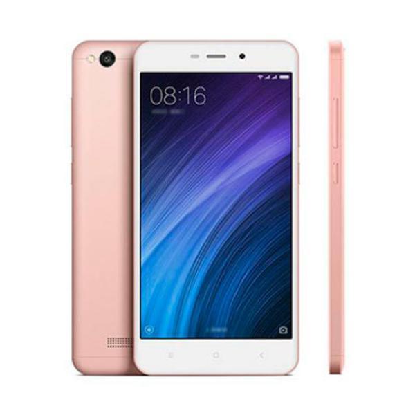 Xiaomi Redmi 4A 5″ QC 2GB 16GB 4G Rosa – Smartphone