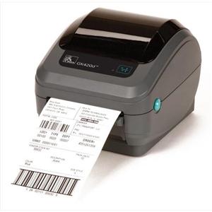 Zebra GK420d USB/Serie/Paralelo  – Impresora de etiquetas