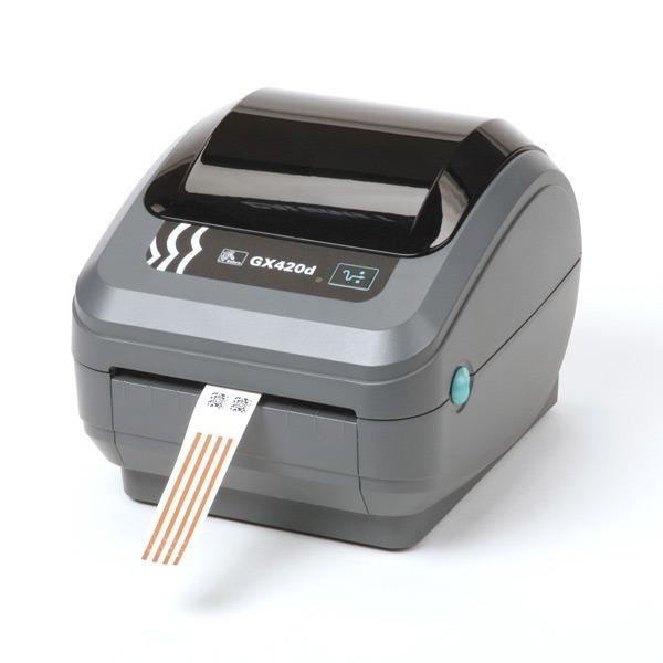 Zebra GX420d USB / Serie- Impresora de etiquetas