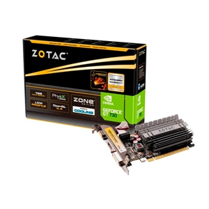 Zotac GT 730 2GB Zone Edition - Gráfica