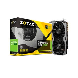 Zotac Nvidia GeForce GTX 1070 Mini 8GB - Gráfica