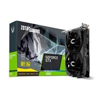 Zotac Gaming GeForce GTX 1660 Twin Fan 6GB - Tarjeta Gráfica