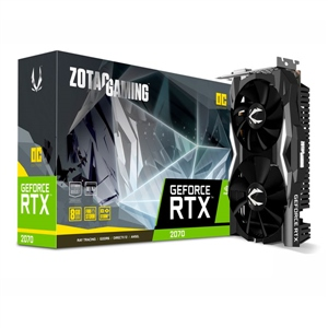 Zotac GeForce RTX 2070 8GB Mini Ed. little OC Twin Fan - VGA